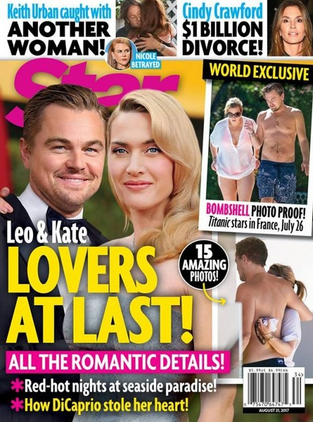 Capa Star Leo e Kate