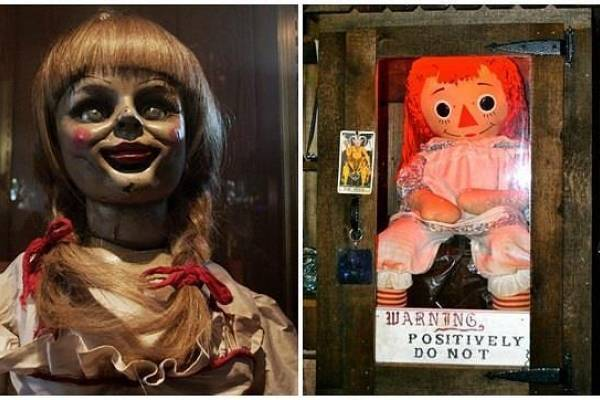 La historia real de Annabelle, la muñeca diabólica