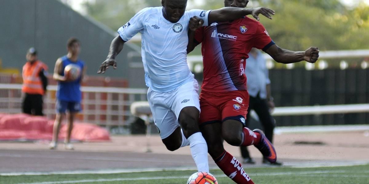 Guayaquil City igualó con El Nacional en el estadio Christian Benítez