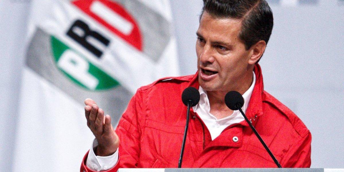 México gana cuando gana el PRI: Enrique Peña Nieto