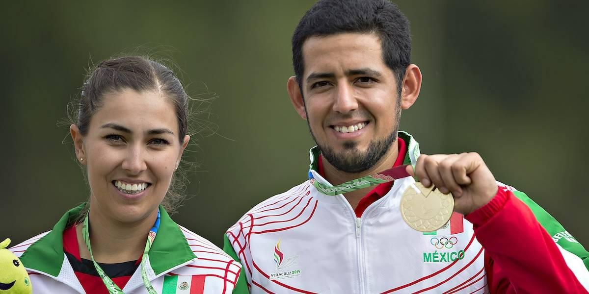 Arqueros mexicanos se quedan con la plata en el Mundial