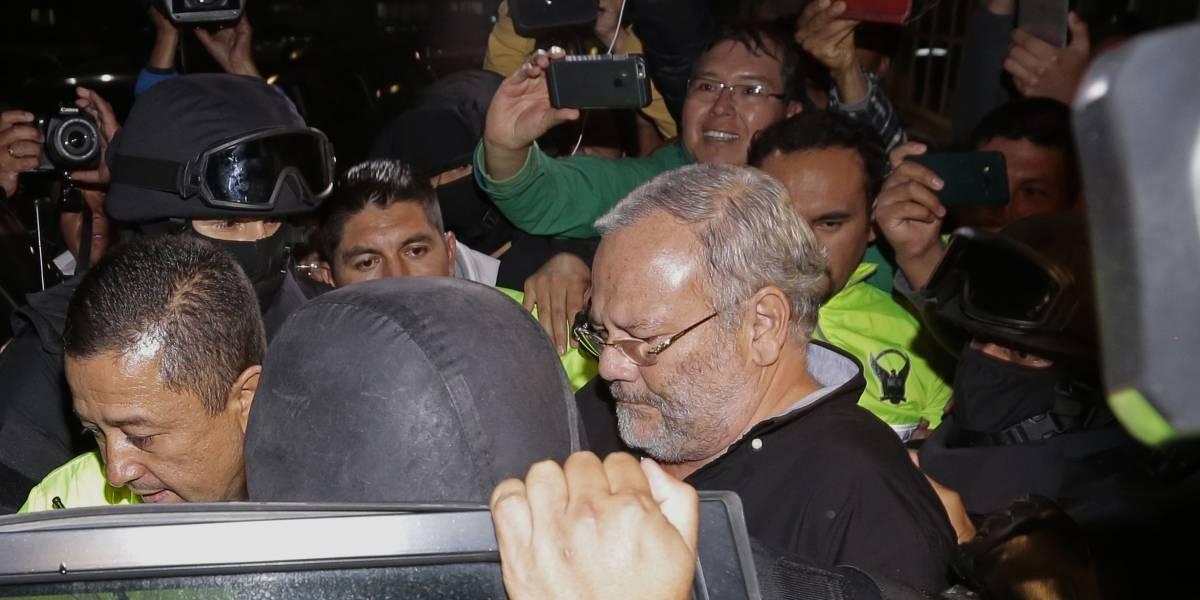 Carlos P. no ha firmado convenio de cooperación con la Fiscalía