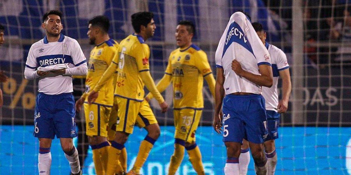 Minuto a minuto: Así vivimos el empate entre Universidad Católica y Everton por el Transición.