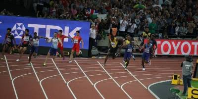 La historia marca a Usain Bolt