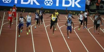 Bolt inició bien la prueba de relevo