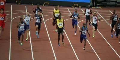 Usain Bolt el más grande del atletismo
