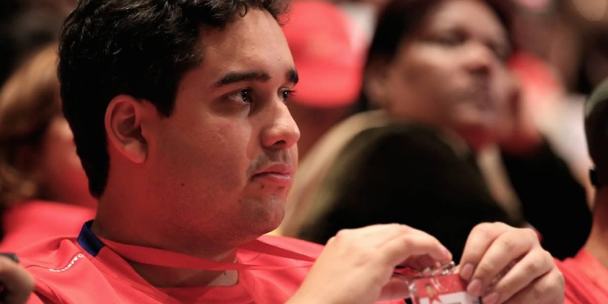Las burlas al hijo de Maduro por no saber dónde está la Casa Blanca