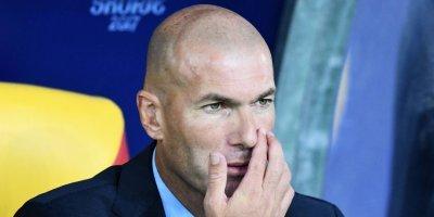 Zidane deja en la banca a una de sus estrellas para el juego de ida ante el Barça