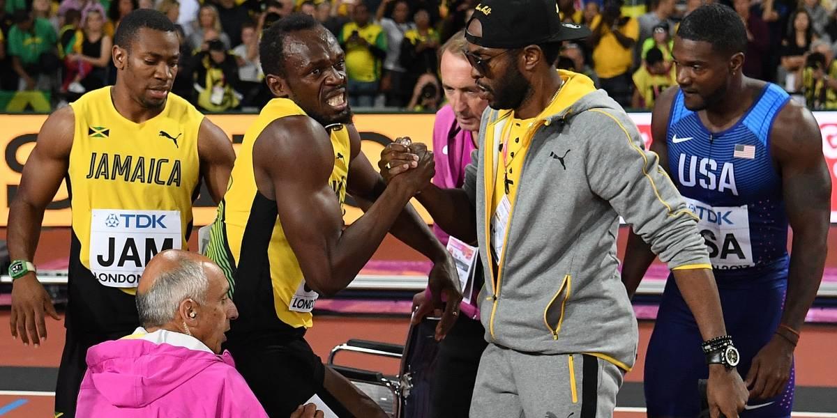 """""""Bolt va a estar de vuelta en uno o dos años, es un apasionado y un showman"""""""