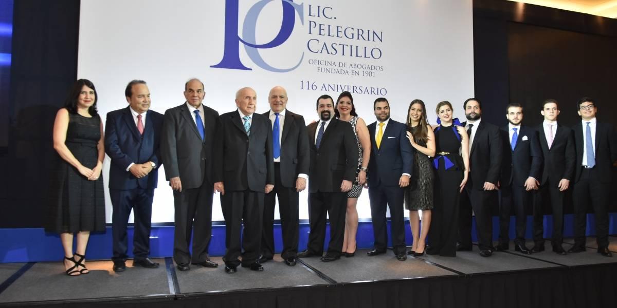 #TeVimosEn: La oficina de abogados Lic. Pelegrin Castillo arriba a 116 años