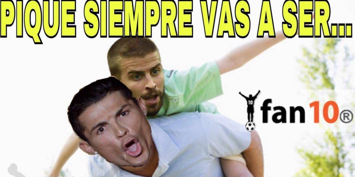 Los mejores memes de la Súpercopa entre Barcelona y Real Madrid