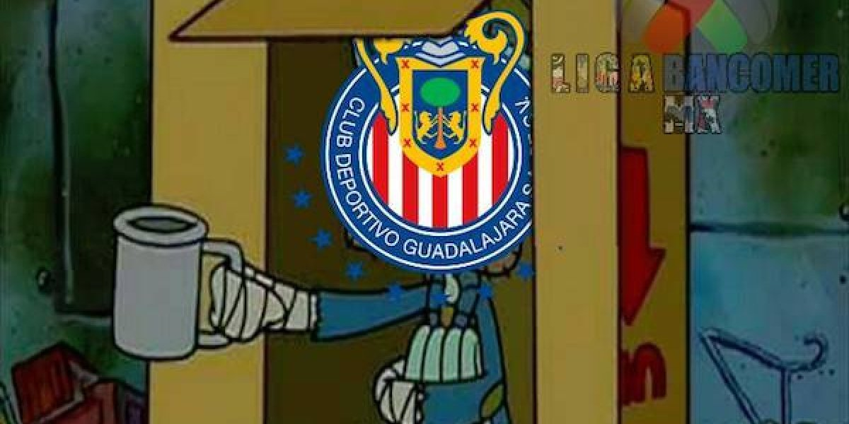 Los mejores memes de la jornada 4 del Apertura 2017