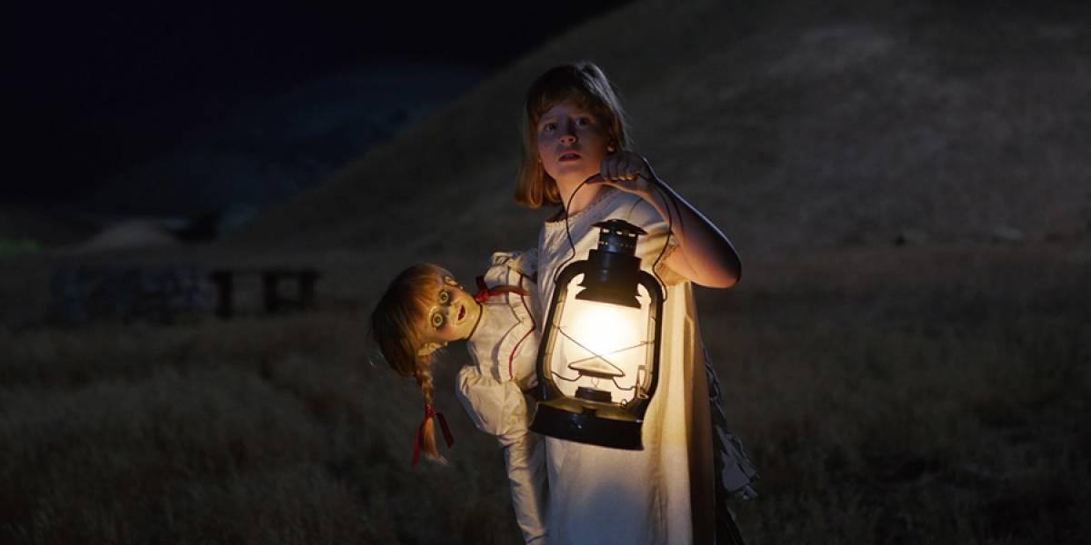 """Segunda entrega de la saga """"Annabelle"""" arrasa con las taquillas"""
