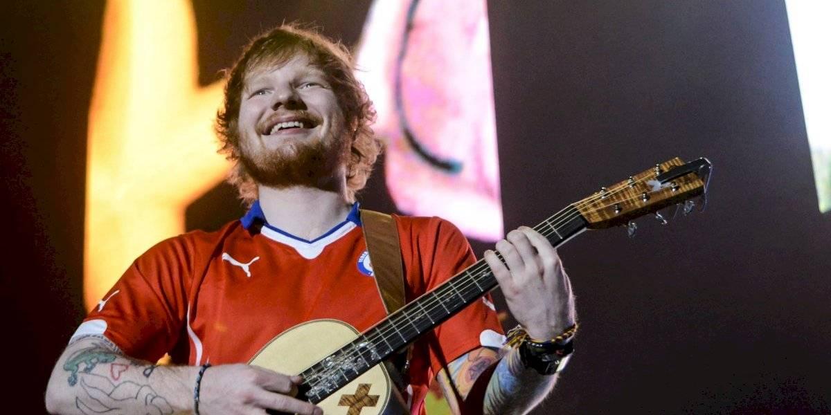 Buen marido: Ed Sheeran se retira temporalmente de la música para estar con su esposa