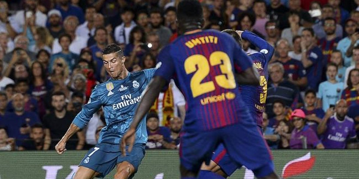 El Real Madrid se adueñó del Camp Nou