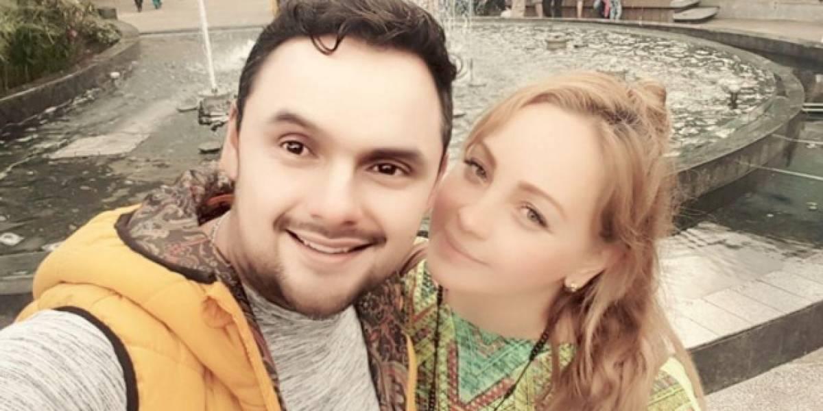 Se revelan imágenes del matrimonio de 'Daniela Franco'