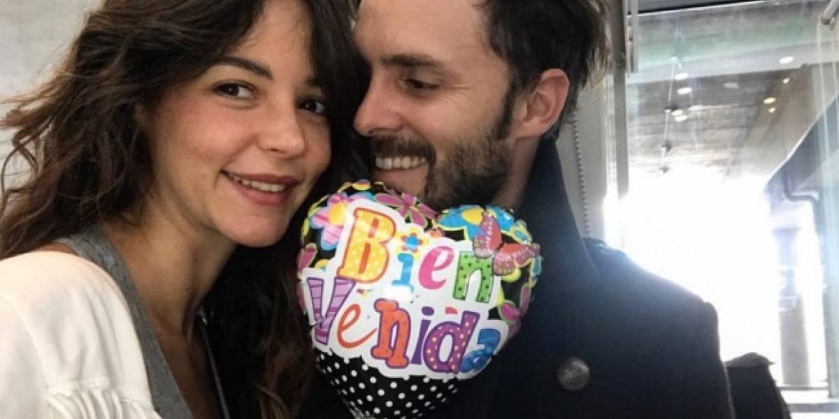 ¿La actriz Maleja Restrepo está embarazada?