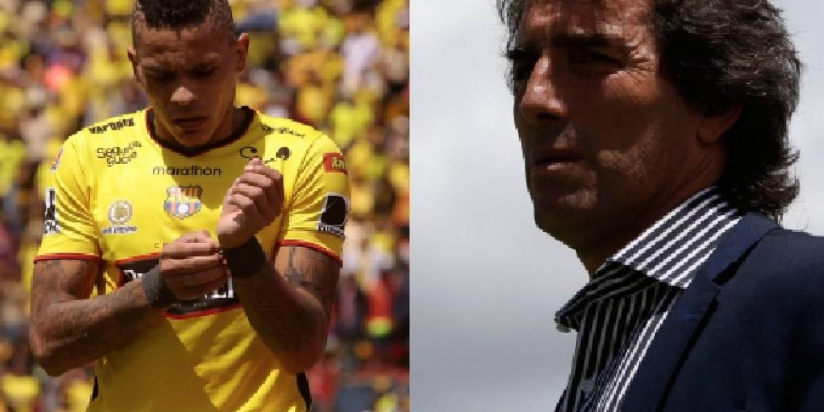 Así fue la discusión entre Jonathan Álvez y Guillermo Almada