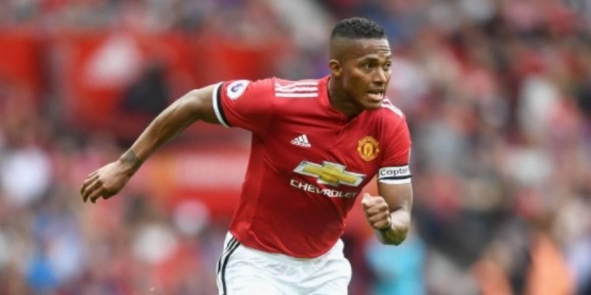 Lo que dijo Antonio Valencia tras goleada del Manchester United