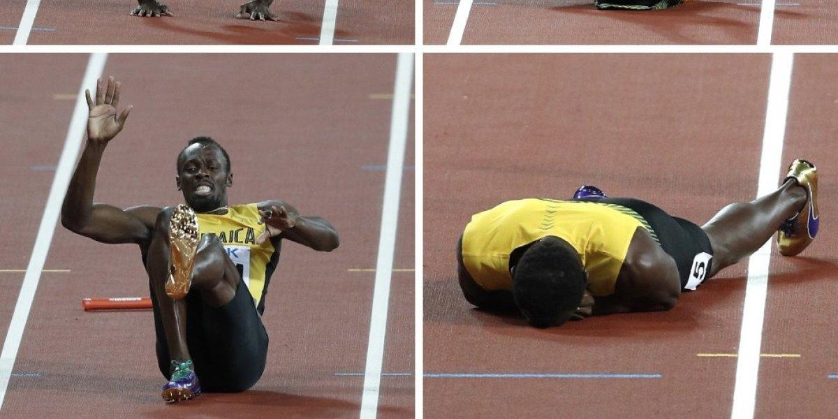 """Compañeros de Usain Bolt señalan al """"culpable"""" de su lesión"""