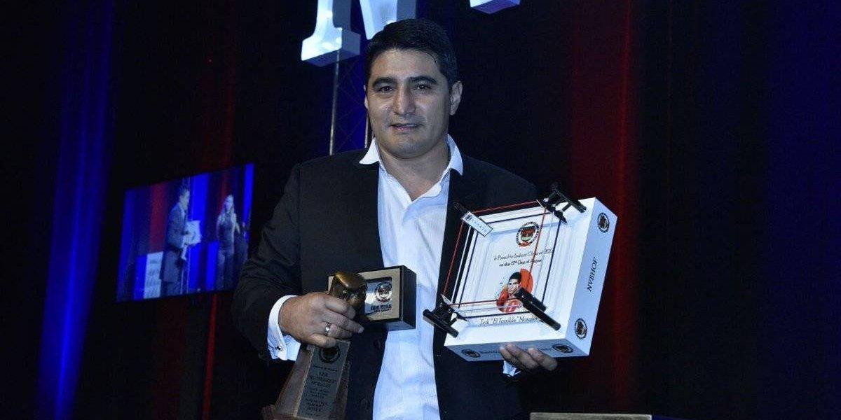 'Terrible' Morales ingresa al Salón de la Fama del Boxeo
