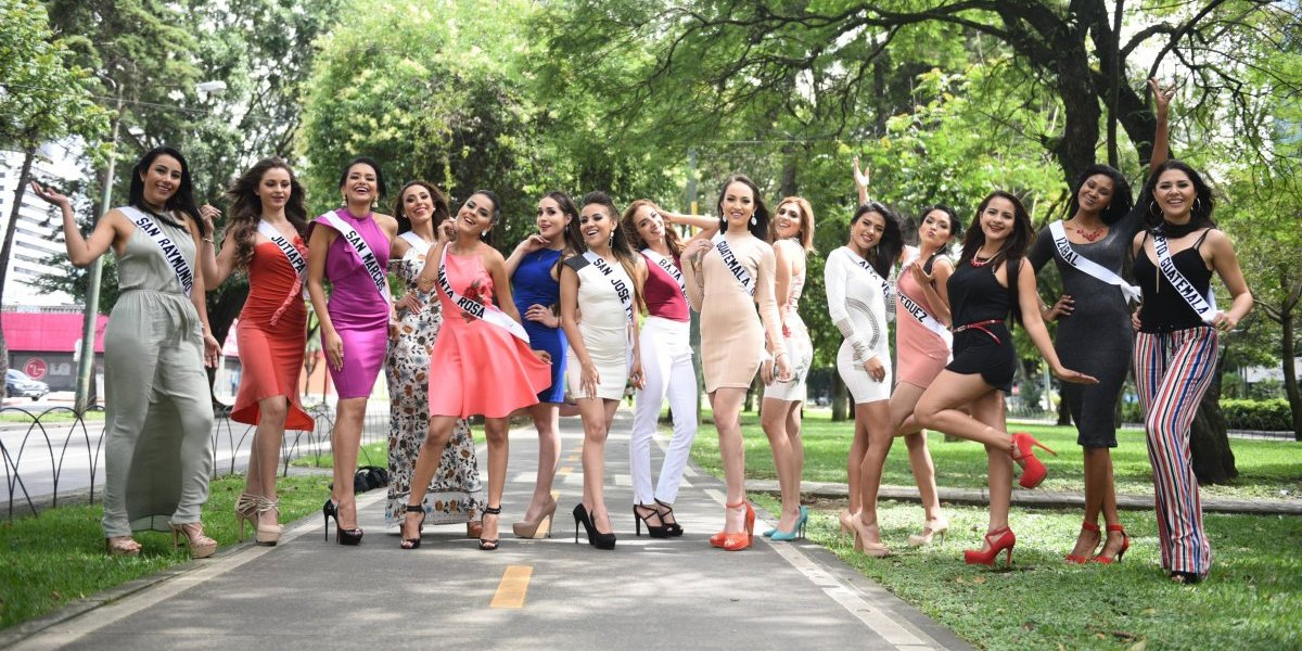 Miss Guatemala 2017 en la recta final