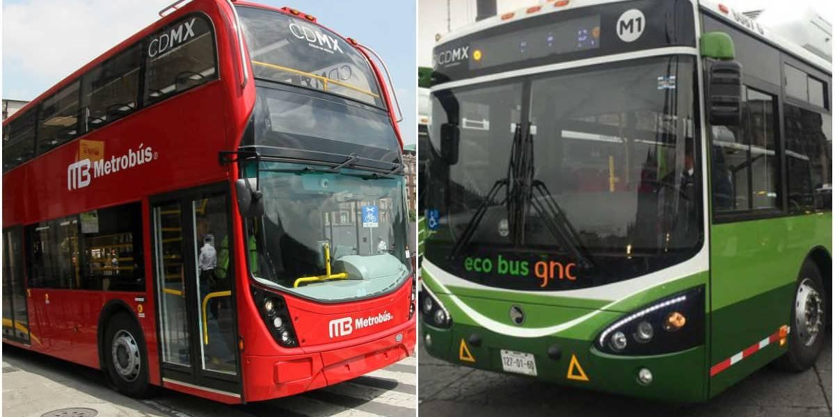 Buses de MB-Reforma, 300% más caros que un Ecobús