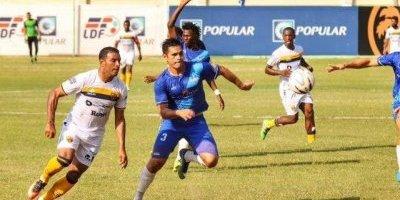 Pantoja y Atlántico  disputarán final LDF