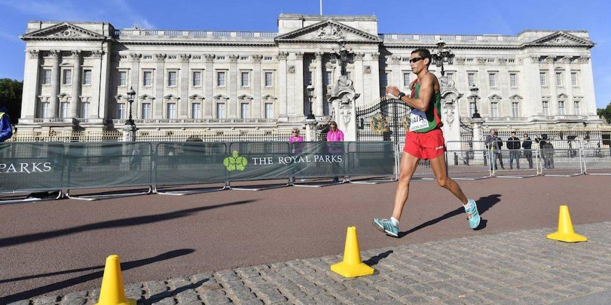 Francés Yohann Diniz gana caminata 50 kilómetros; Horacio Nava 16