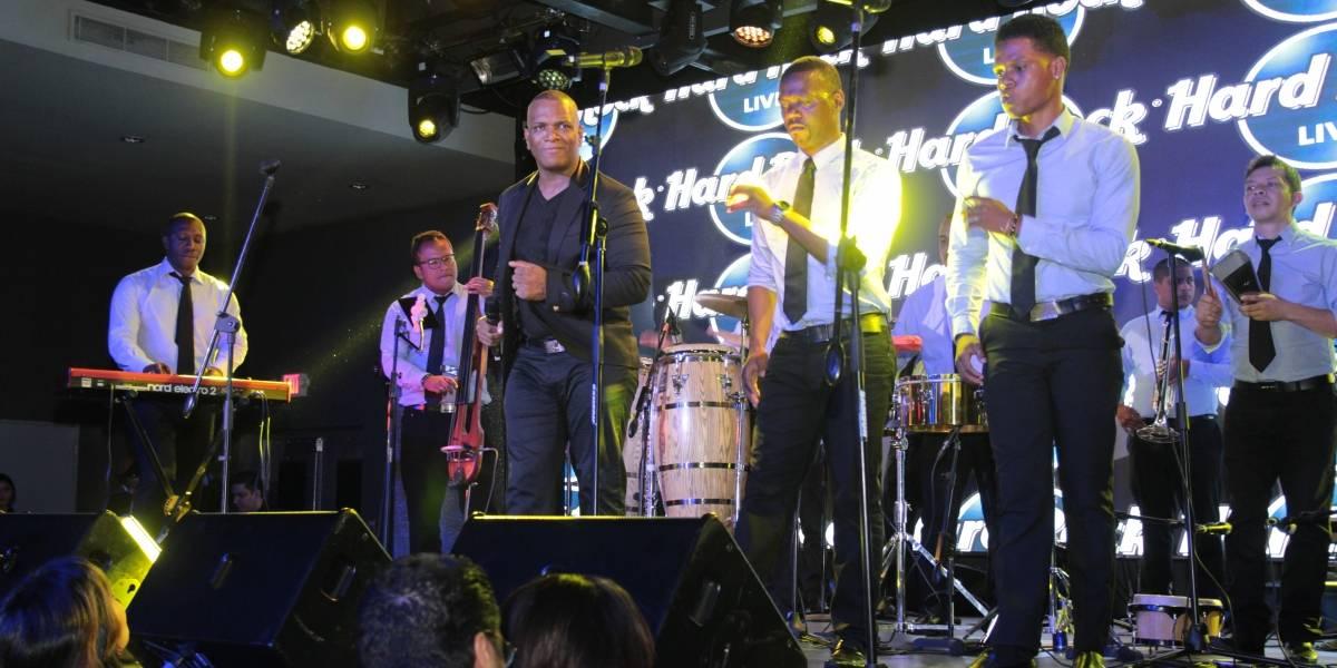 Colombia y R.D. se unieron por la salsa
