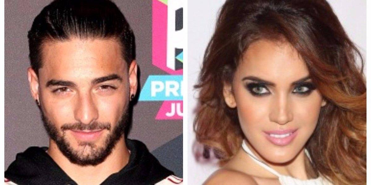 Actriz mexicana que fue captada besando a Maluma confiesa su relación con el cantante