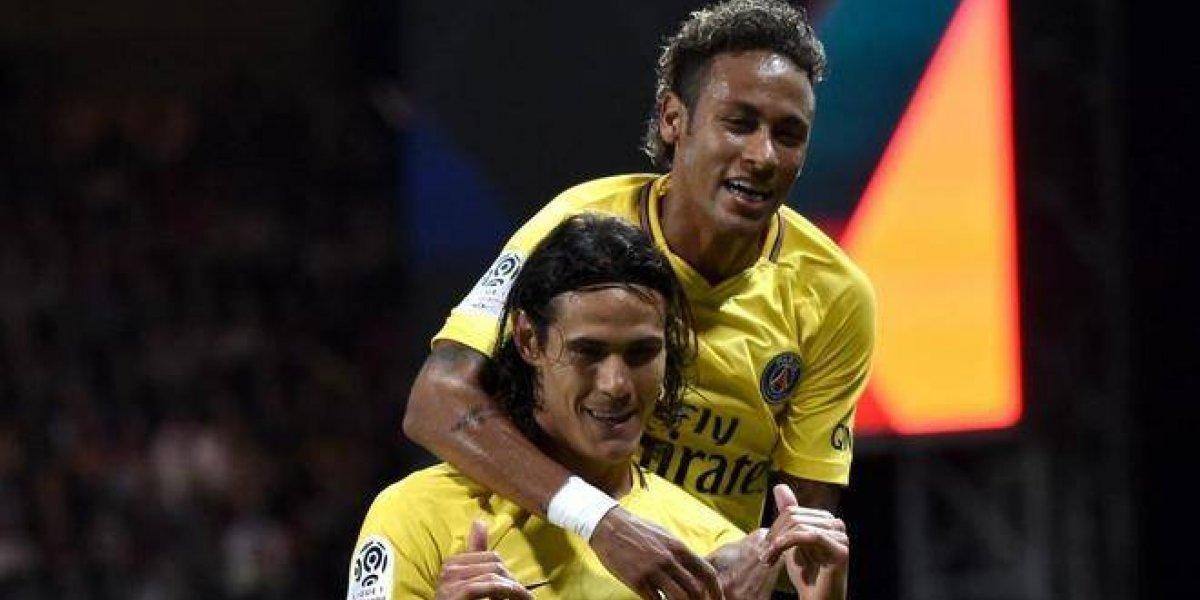 Neymar debuta por  todo lo alto con el PSG