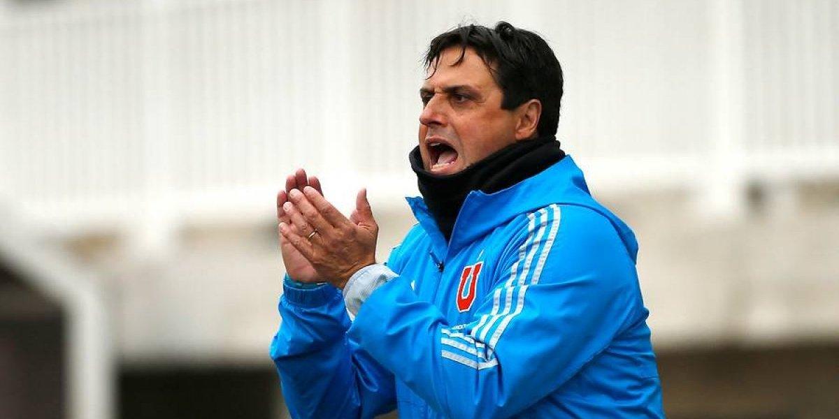 """Hoyos: """"Sólo tengo palabras de elogio para el plantel, ya sea en la victoria o en la derrota"""""""