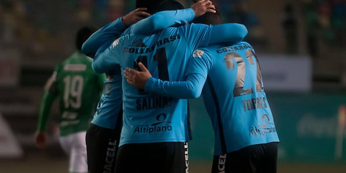Iquique obtuvo su primer triunfo en el Transición a costa de Audax Italiano