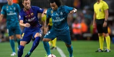 El Real Madrid se lleva el Clásico de ida, pero pierde a Cristiano