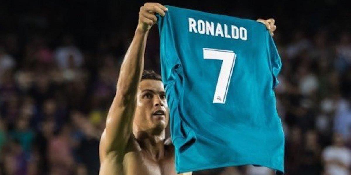 Cristiano Ronaldo causa polémica por emular festejo de Messi