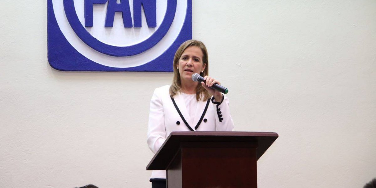 Margarita Zavala se solidariza con Ricardo Anaya pese a diferencias