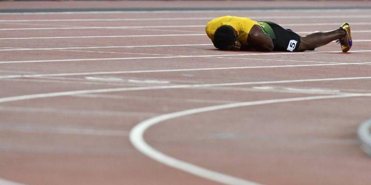 Revelan polémico video de Usain Bolt en una fiesta con alcohol y mujeres antes de su última carrera