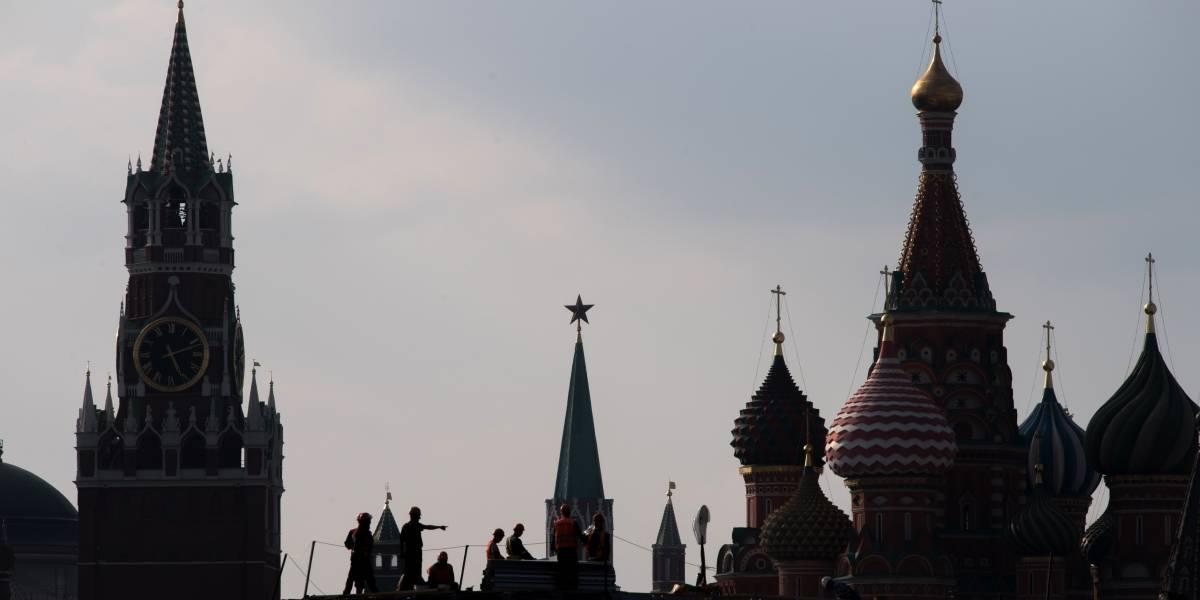 Servicios secretos rusos anuncian detención de yihadistas que preparaban atentado en Moscú