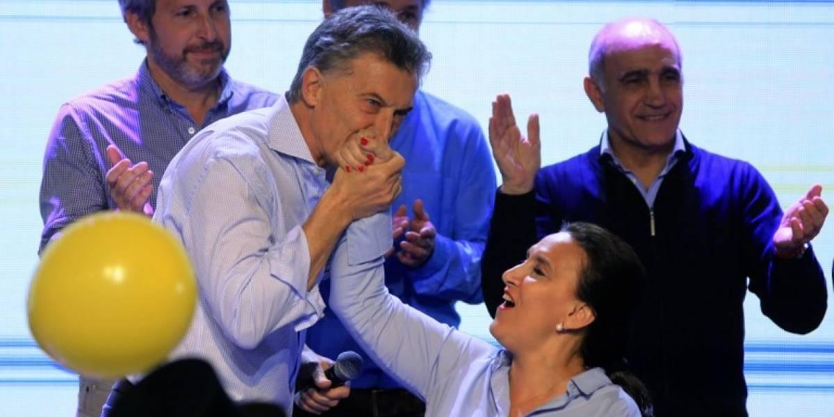 Macri se lleva un triunfo contundente tras las primarias legislativas en Argentina
