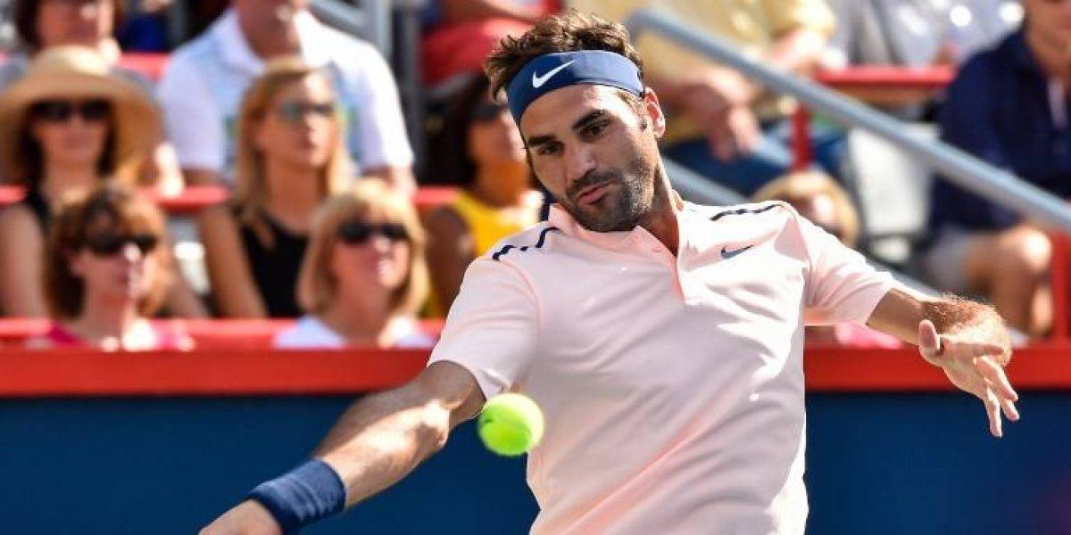 Roger Federer se bajó de Cincinnati y Rafael Nadal volverá a ser el número 1 del mundo
