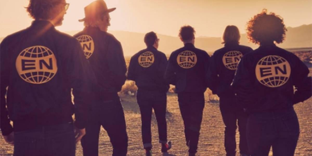 Arcade Fire llega a México con su gira 'Infinite Content Tour'