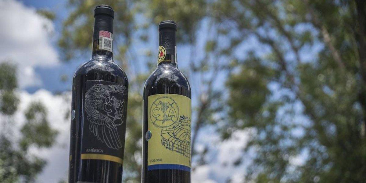América ya cuenta con su propia marca de vinos