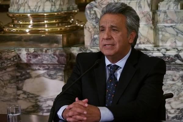 Lenín Moreno llamó a no bajar la guardia contra la corrupción