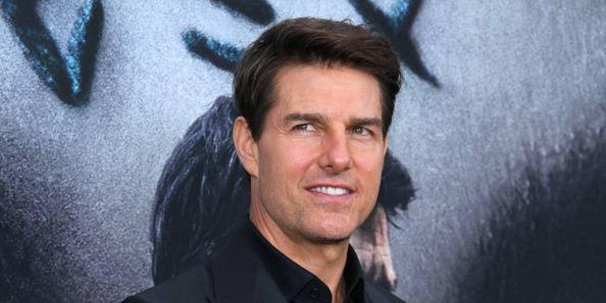 """VIDEO. Tom Cruise sufre accidente en la grabación de """"Misión Imposible 6"""""""