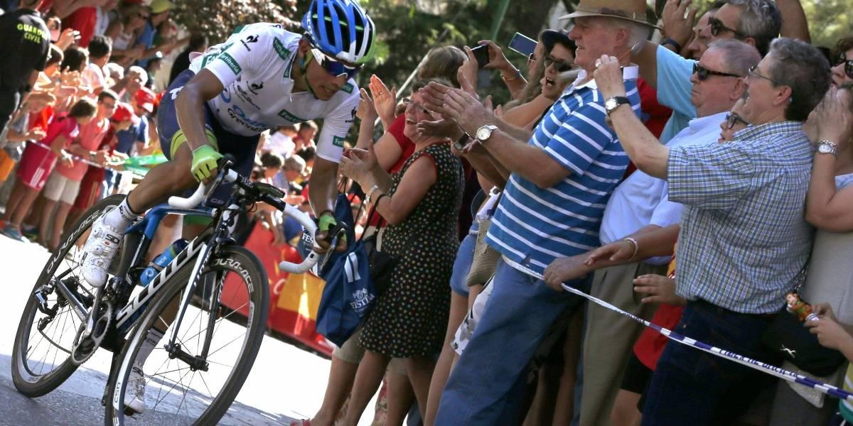 Esteban Chaves lidera al Orica para afrontar la Vuelta a España
