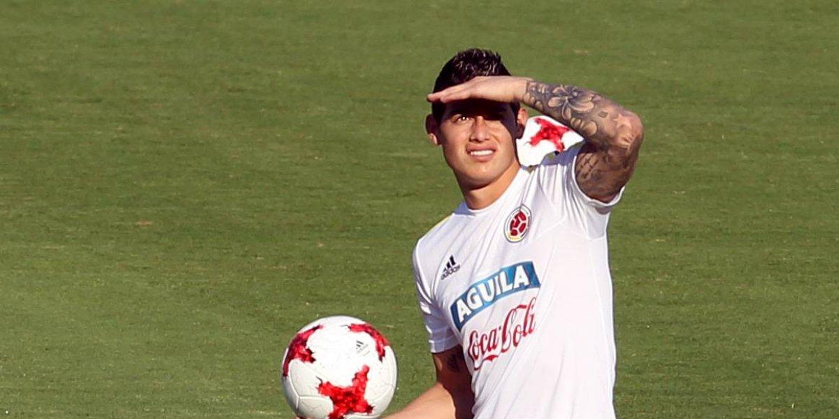 ¿Llega James Rodríguez a los juegos de Eliminatorias? Ancelotti da pistas