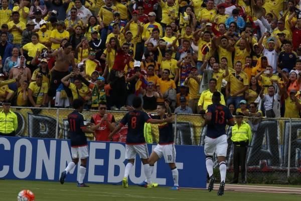 boletas para Colombia vs Paraguay en Barranquilla