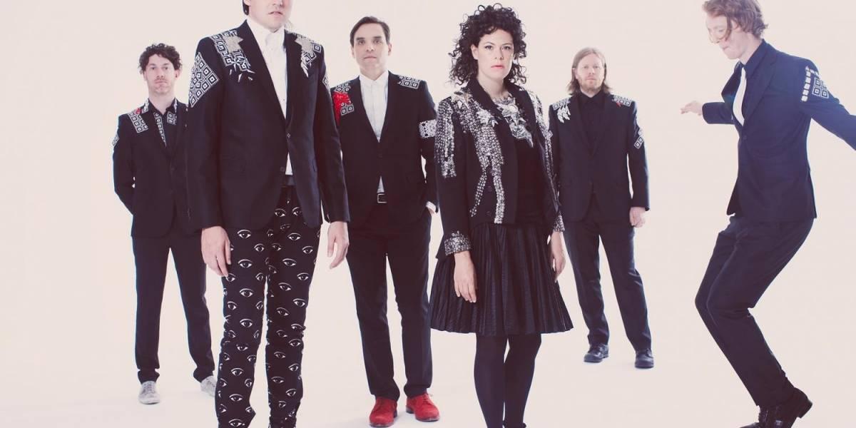 Arcade Fire anuncia segunda fecha en el Auditorio Nacional