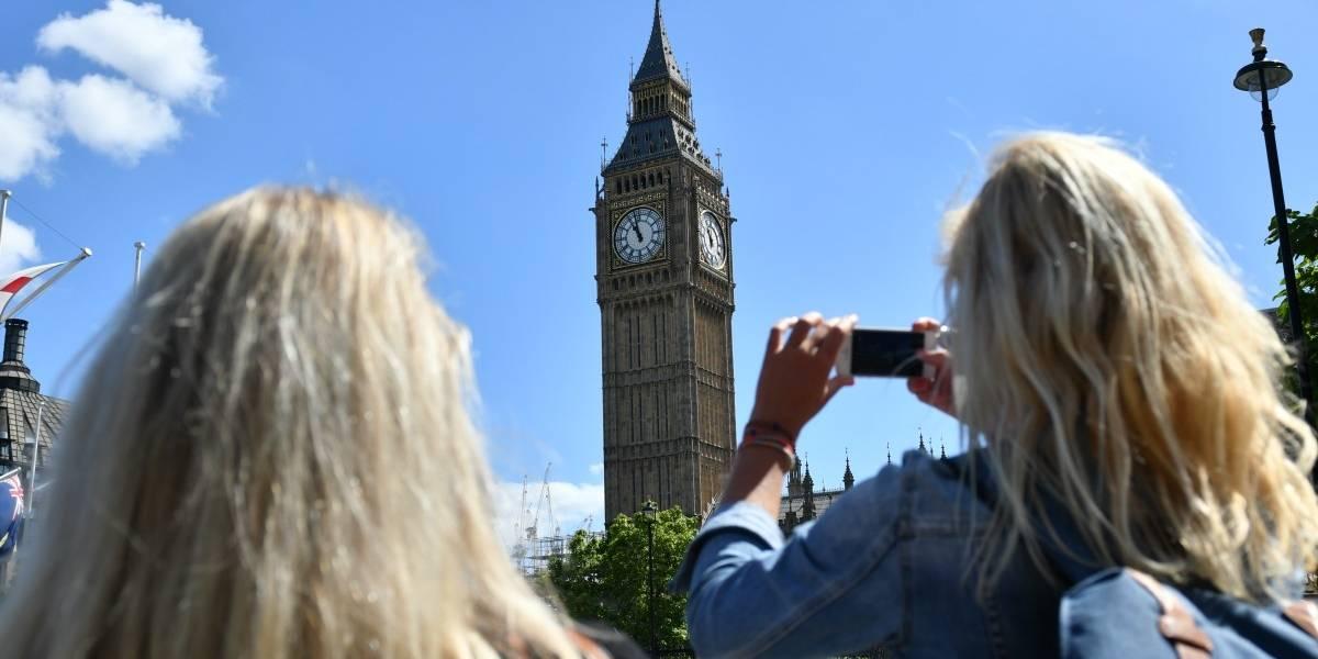 El Big Ben quedará en silencio durante cuatro años